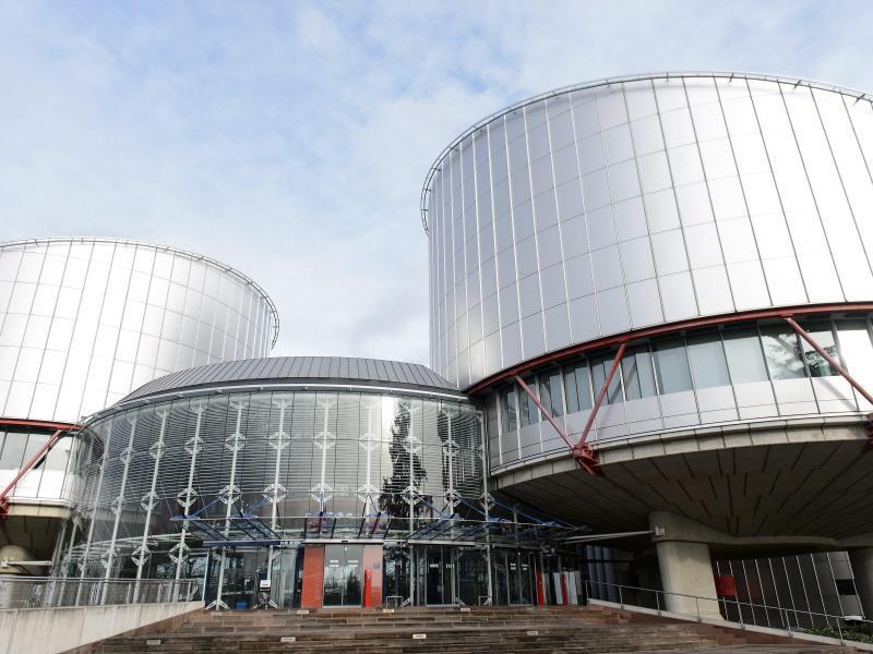 Bild zu Europäischer Gerichtshof für Menschenrechte