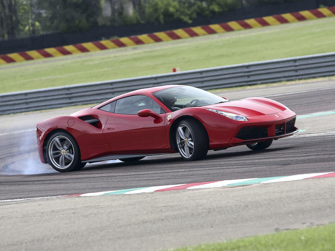 Bild zu Ferrari 488 GTB