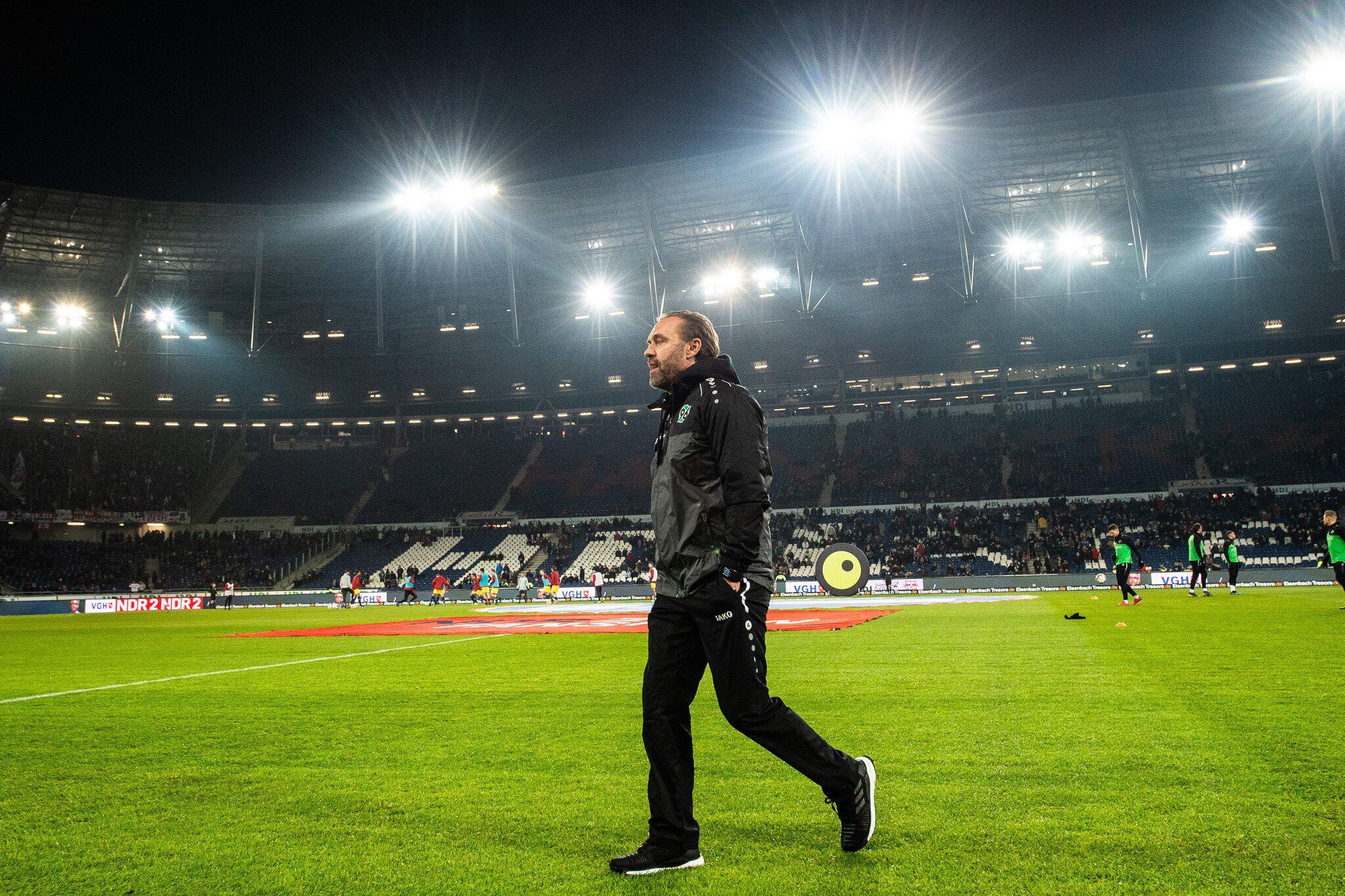 Bild zu Hannover 96 - RB Leipzig