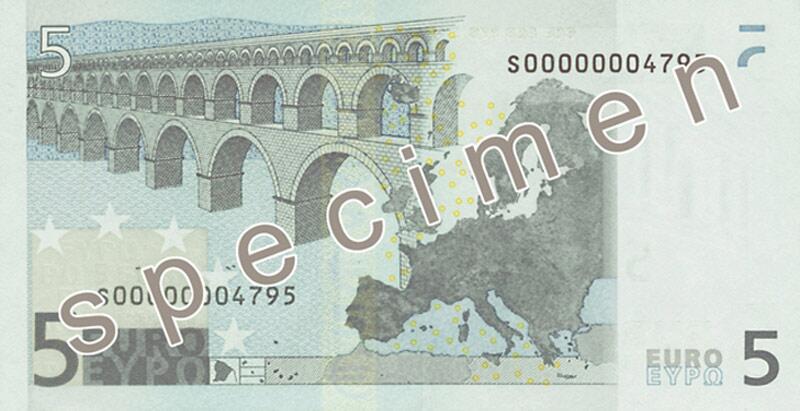 Bild zu 5-Euro-Schein