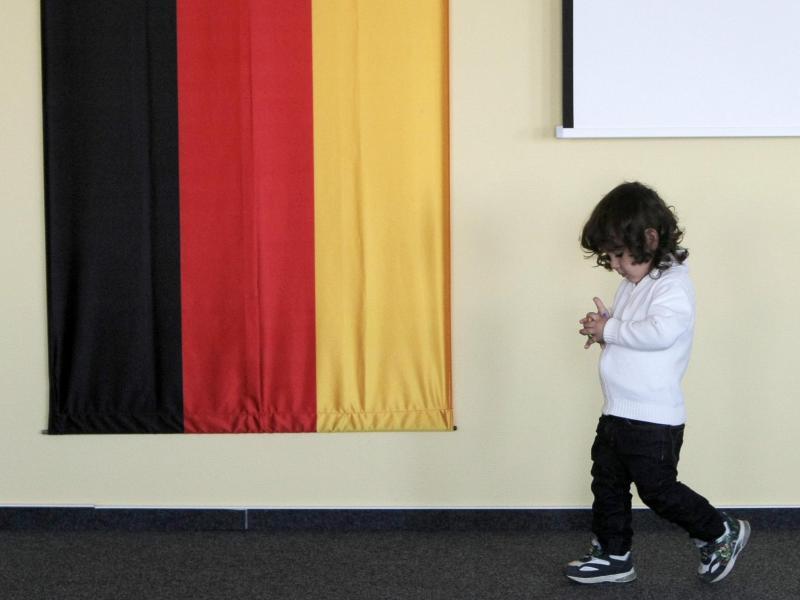 Bild zu Flüchtlingskind