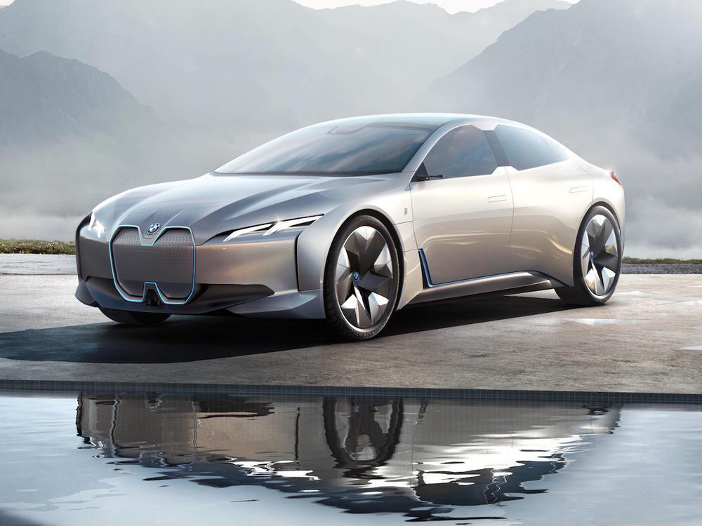 Bild zu BMW i Vision Dynamics: Das ist die Zukunft der typischen BMW-Limousine