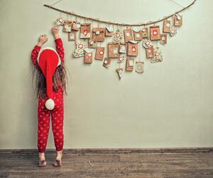 Wunderbar originelle und traditionelle Adventskalender für Kinder.