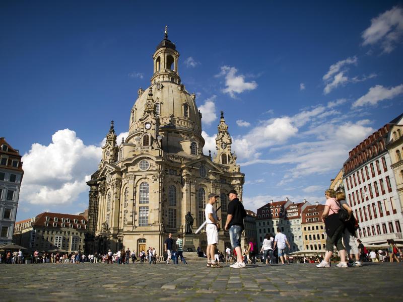 Bild zu Dresdens Ruf litt