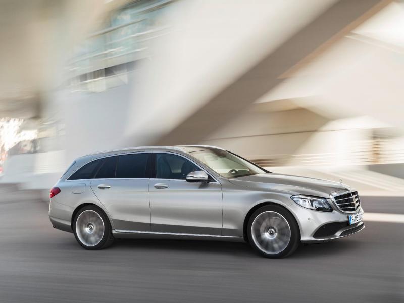 Bild zu Neue Mercedes C-Klasse