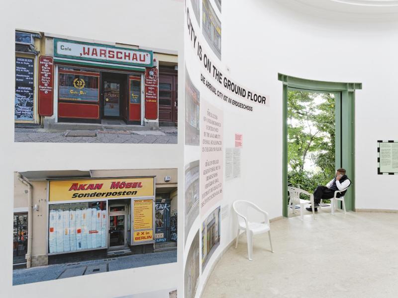 Bild zu Architektur-Biennale 2016 - Deutscher Pavillon