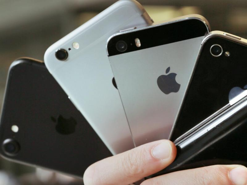 Bild zu Apple iPhone