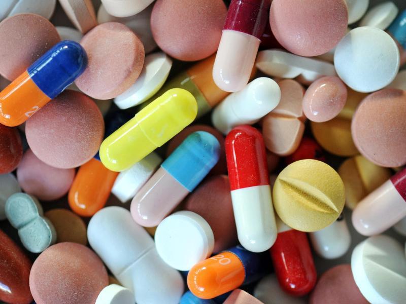 Bild zu Tabletten und Kapseln