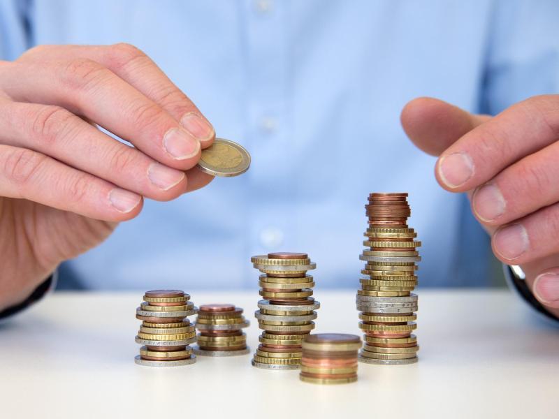 Bild zu Erspartes Geld
