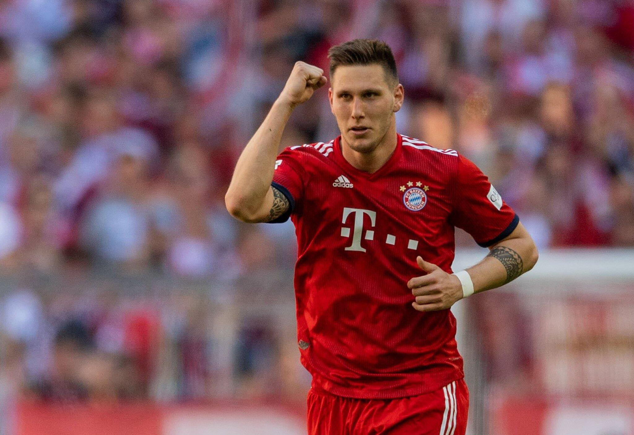 Bild zu Niklas Süle, FC Bayern München, Bundesliga
