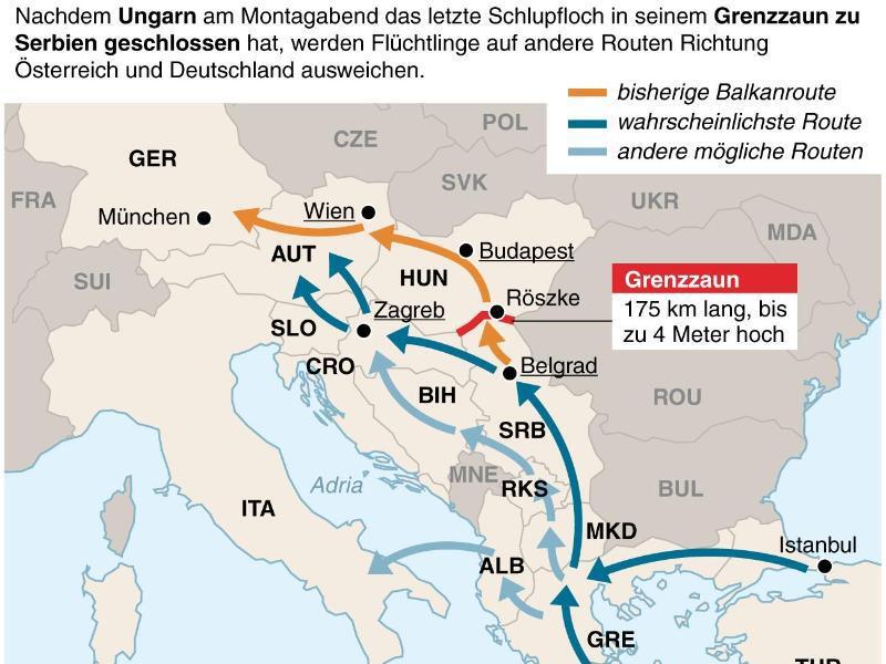 ungarn abschiebung anerkannte