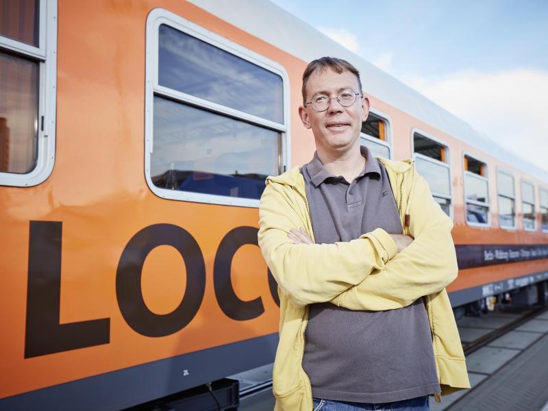 Bild zu Locomore-Chef Derek Ladewig