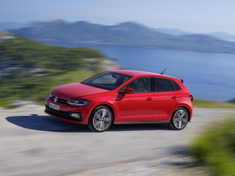 Bild zu Neuer VW Polo GTI
