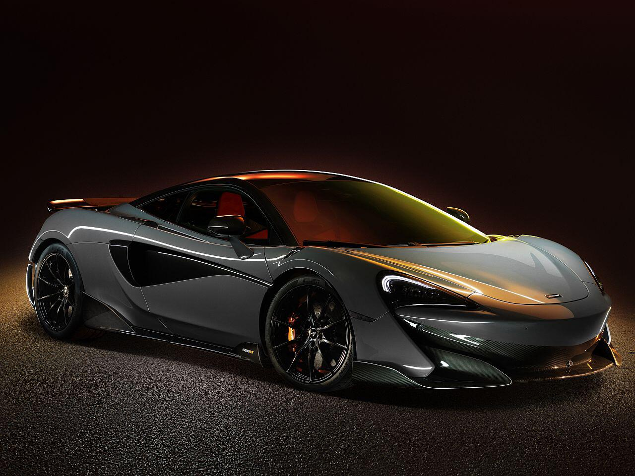 Bild zu McLaren 600LT - Bolide im Maßanzug