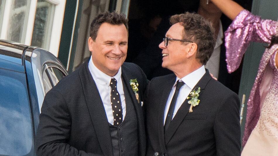 Hochzeit von Guido Maria Kretschmer auf Sylt
