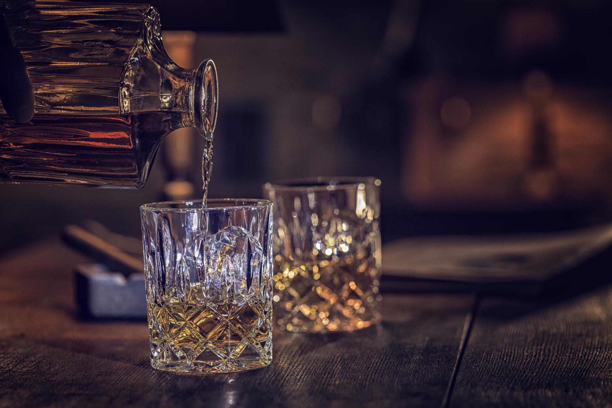 Bild zu Whiskey, Whiskey-Guide, Whiskey-Sorten, Whiskey-Cocktails, Whisky, Irland, Schottland, USA