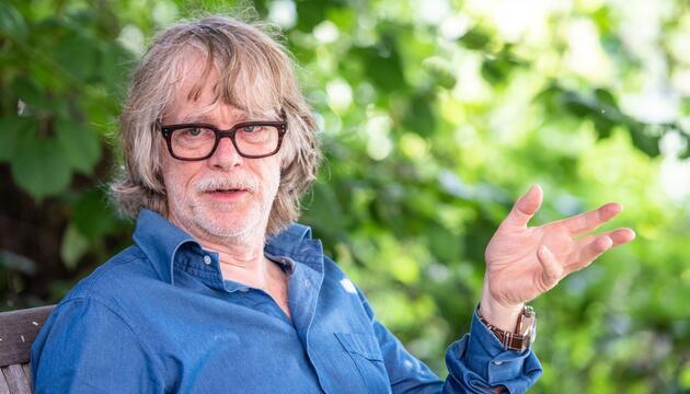 Unterhaltungskünstler Helge Schneider