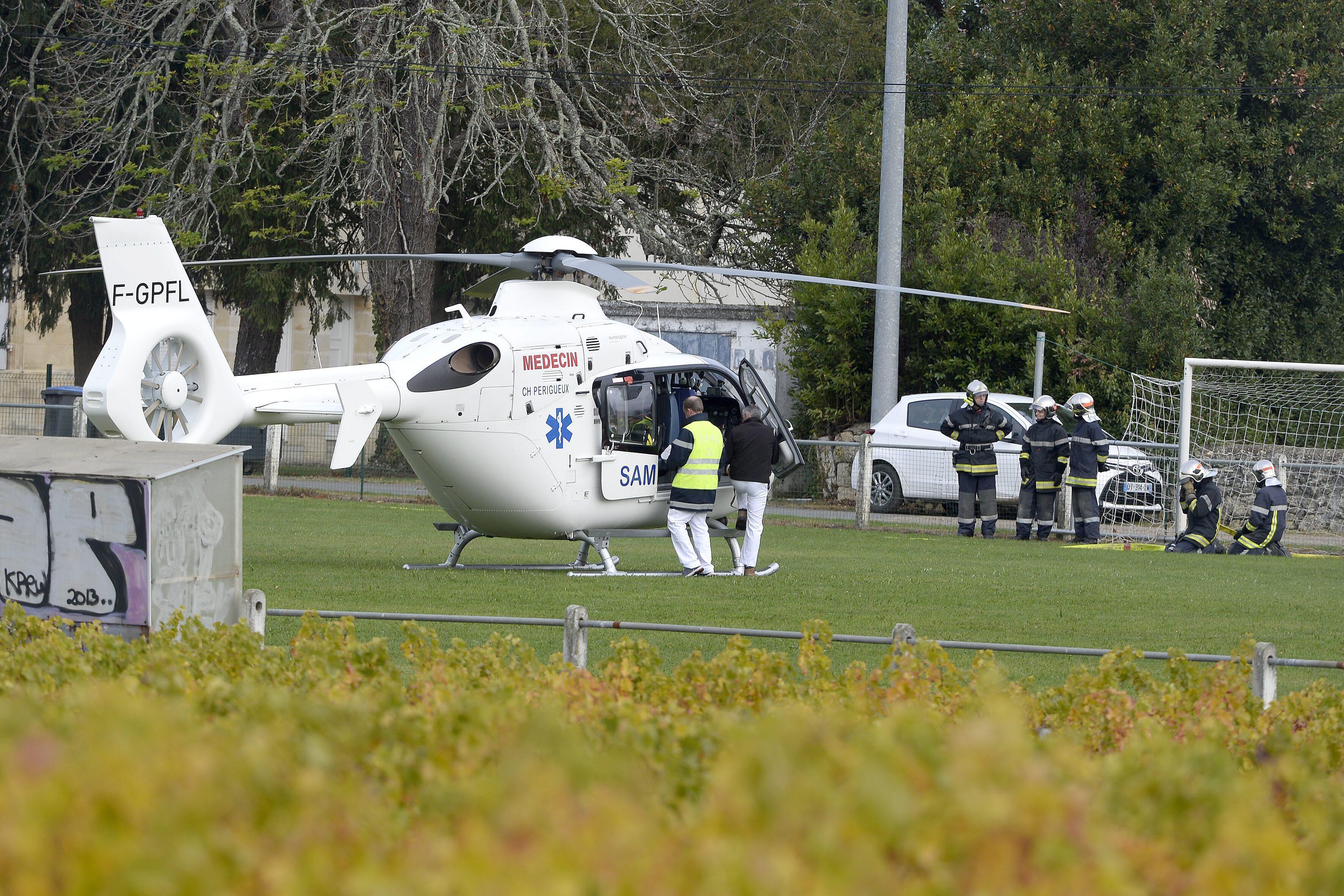 Bild zu Frankreich, Verkehrsunfall