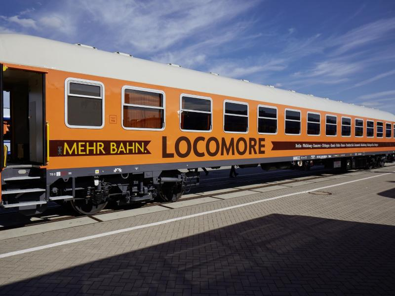 Bild zu Privatbahn Locomore
