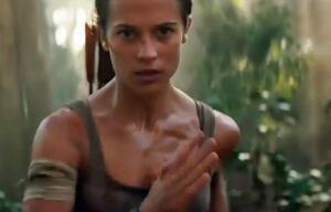 """Alicia Vikander zweifelt an ihren """"Lara Croft""""-Qualitäten"""