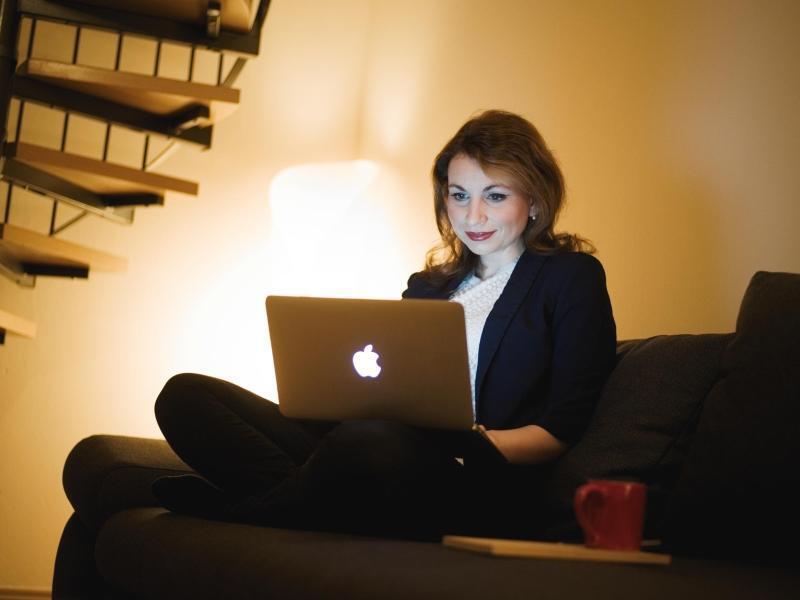 Bild zu Home Office