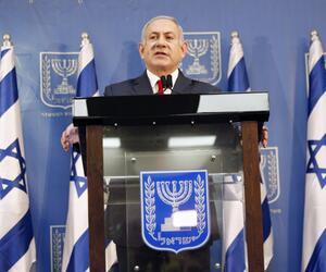 Regierungskrise in Israel - Netanjahu