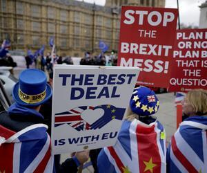 Britische Premierministerin May präsentiert Plan B