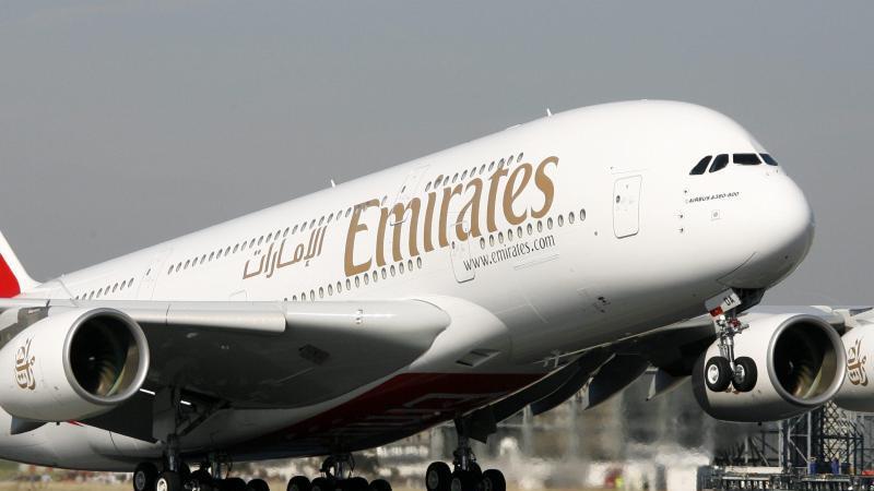 Fluggesellschaft Emirates