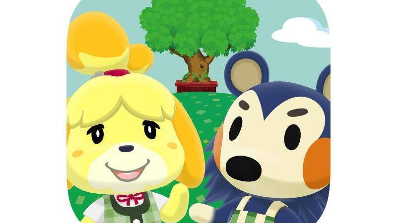 «Animal Crossing: Pocket Camp»