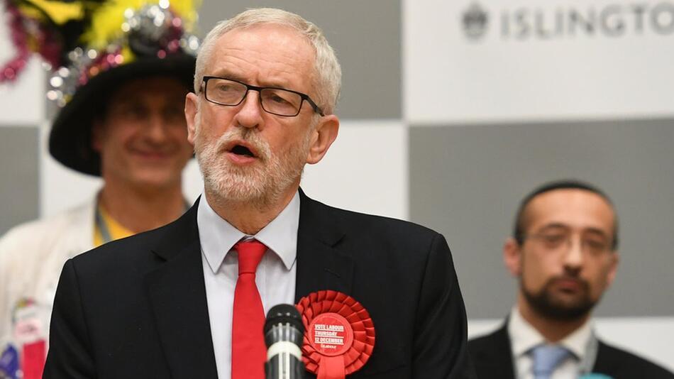 Parlamentswahl in Großbritannien