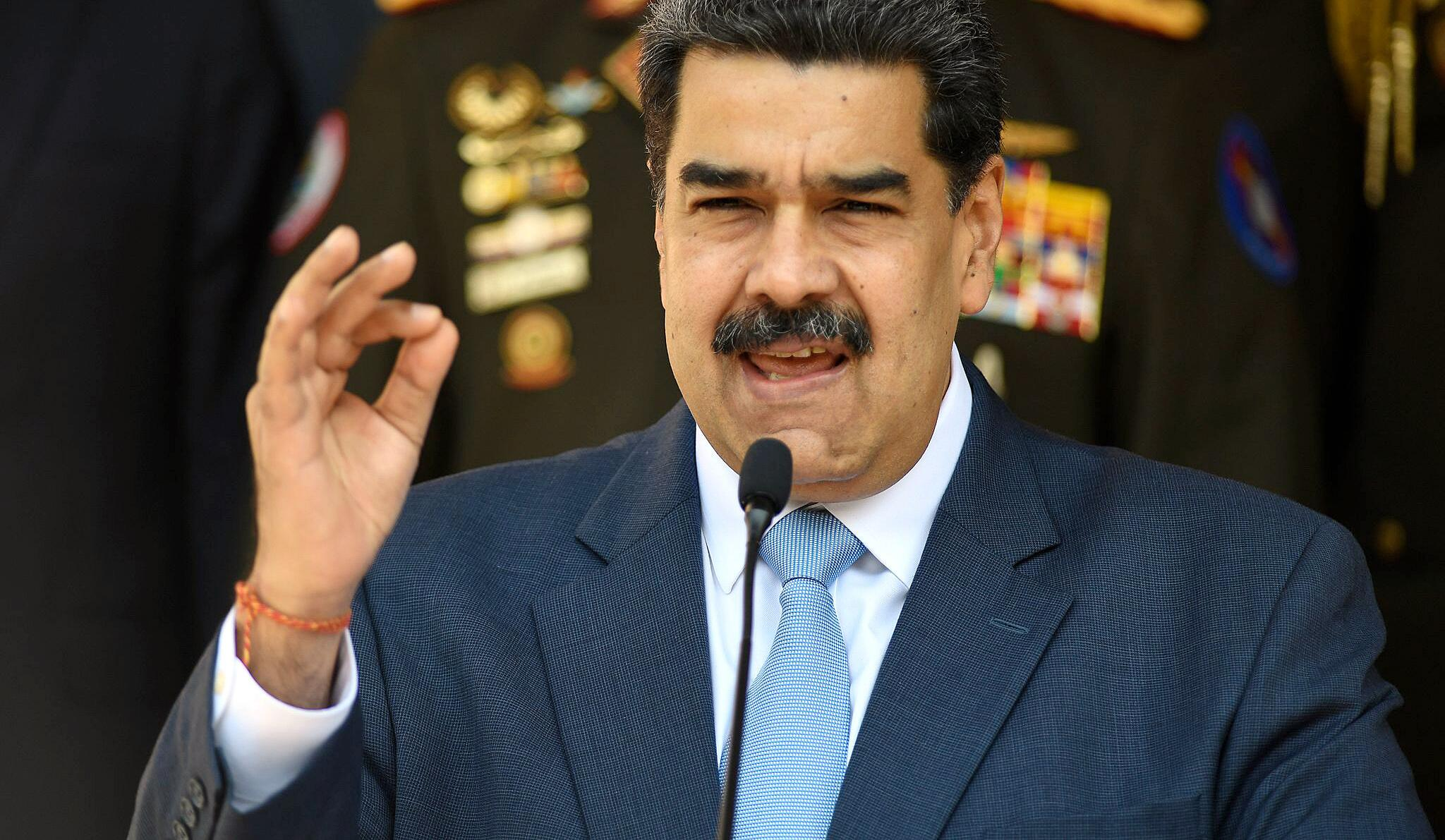 Bild zu Coronavirus - Venezuela