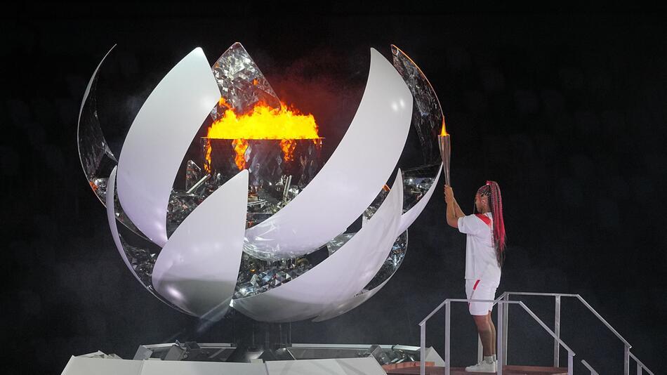 Tokio 2020 - Eröffnungsfeier