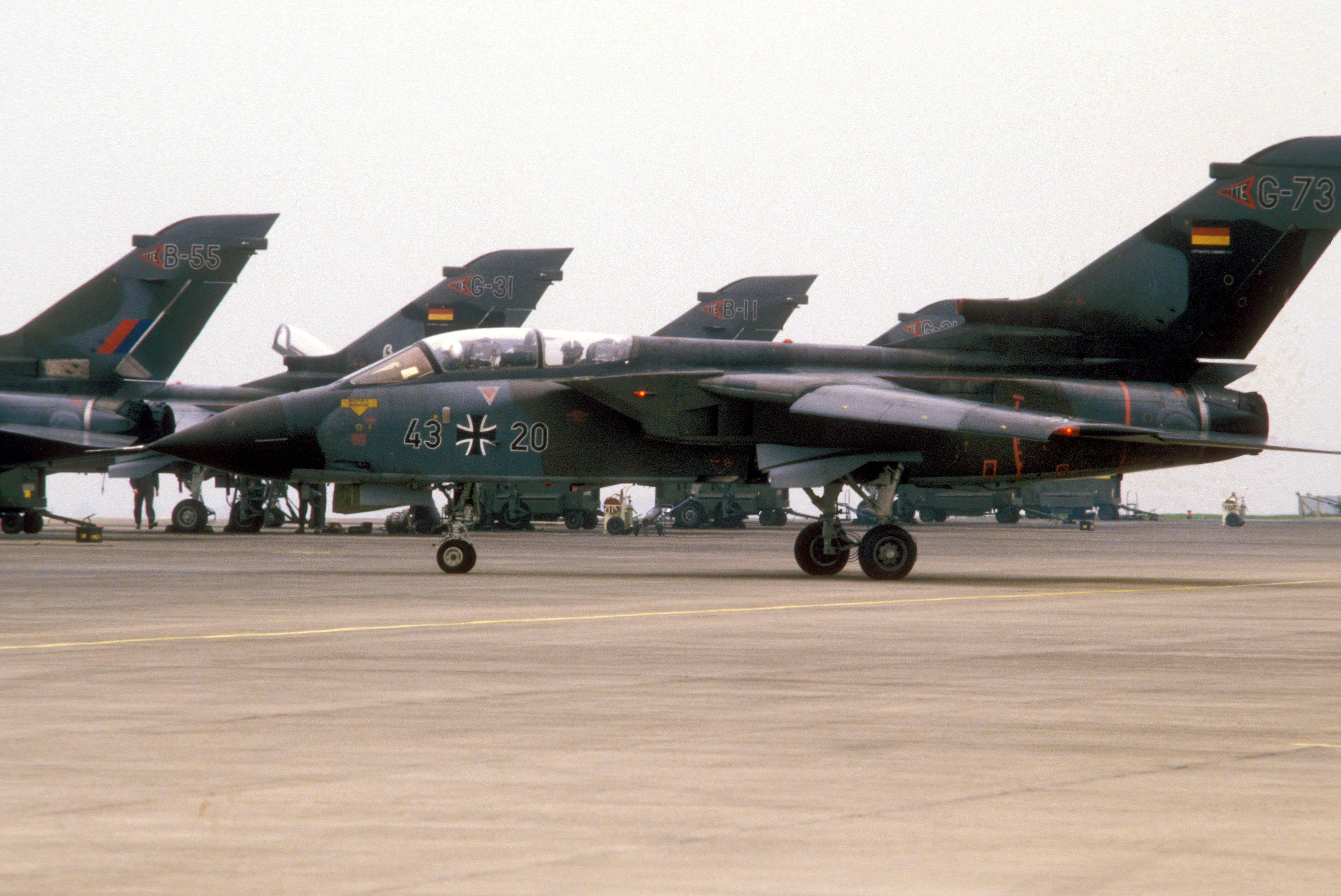 Bild zu Luftwaffen-Tornado
