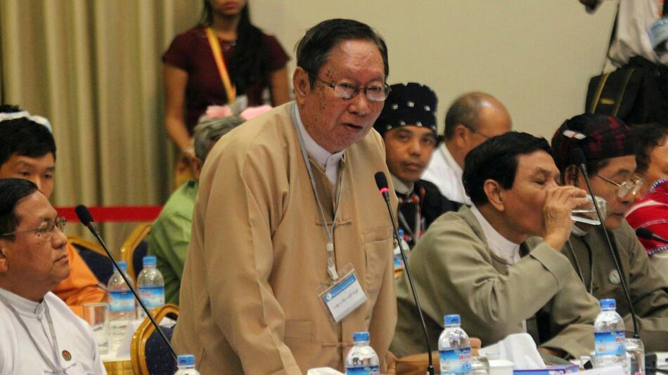 Enger Vertrauter von Suu Kyi stirbt in Haft an Corona