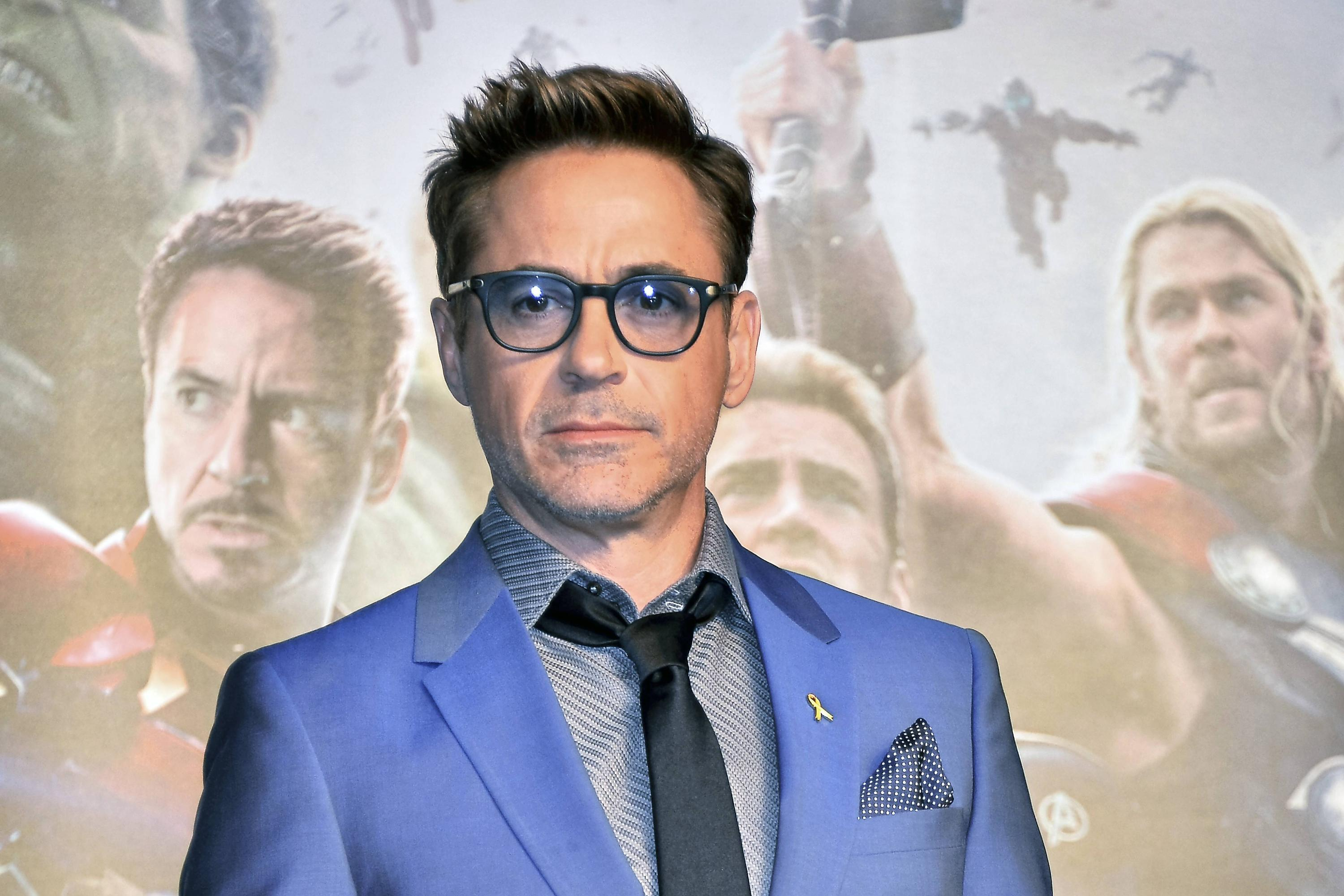 Bild zu Robert Downey Jr.