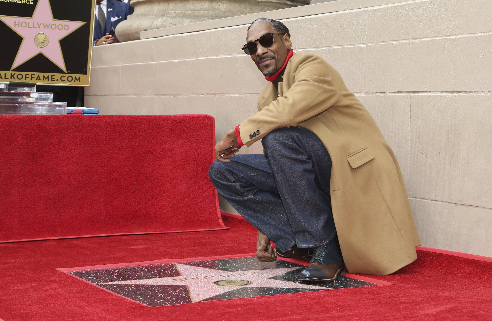 Bild zu Rapper Snoop Dogg