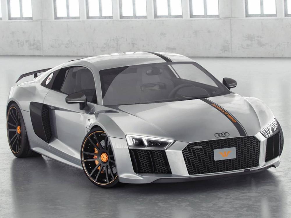Bild zu Audi R8 von Wheelsandmore
