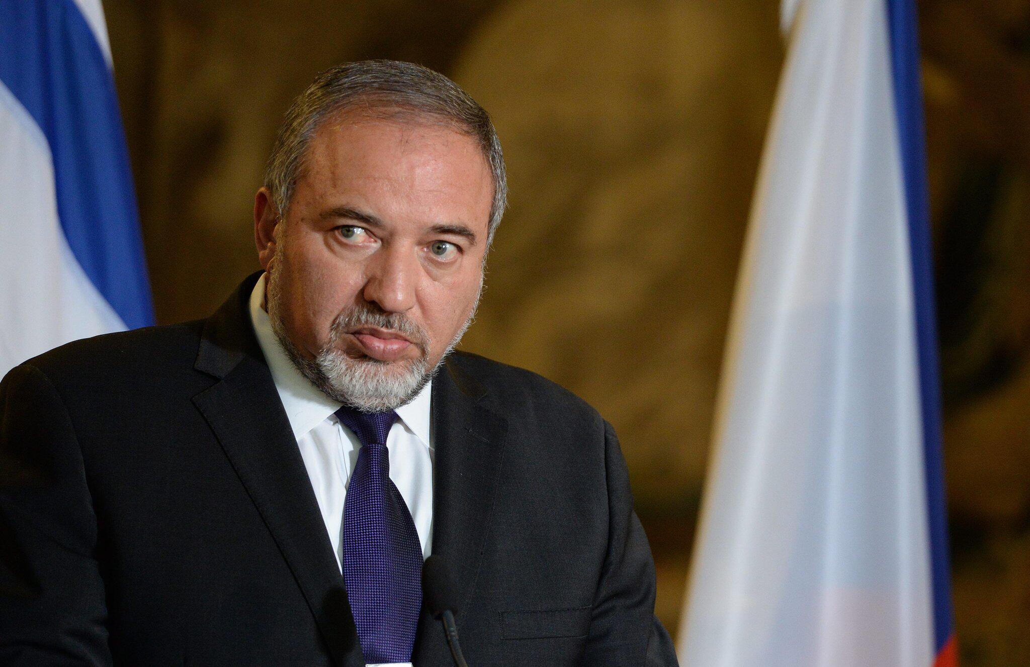 Bild zu Avigdor Lieberman, Verteidigungsminister von Israel