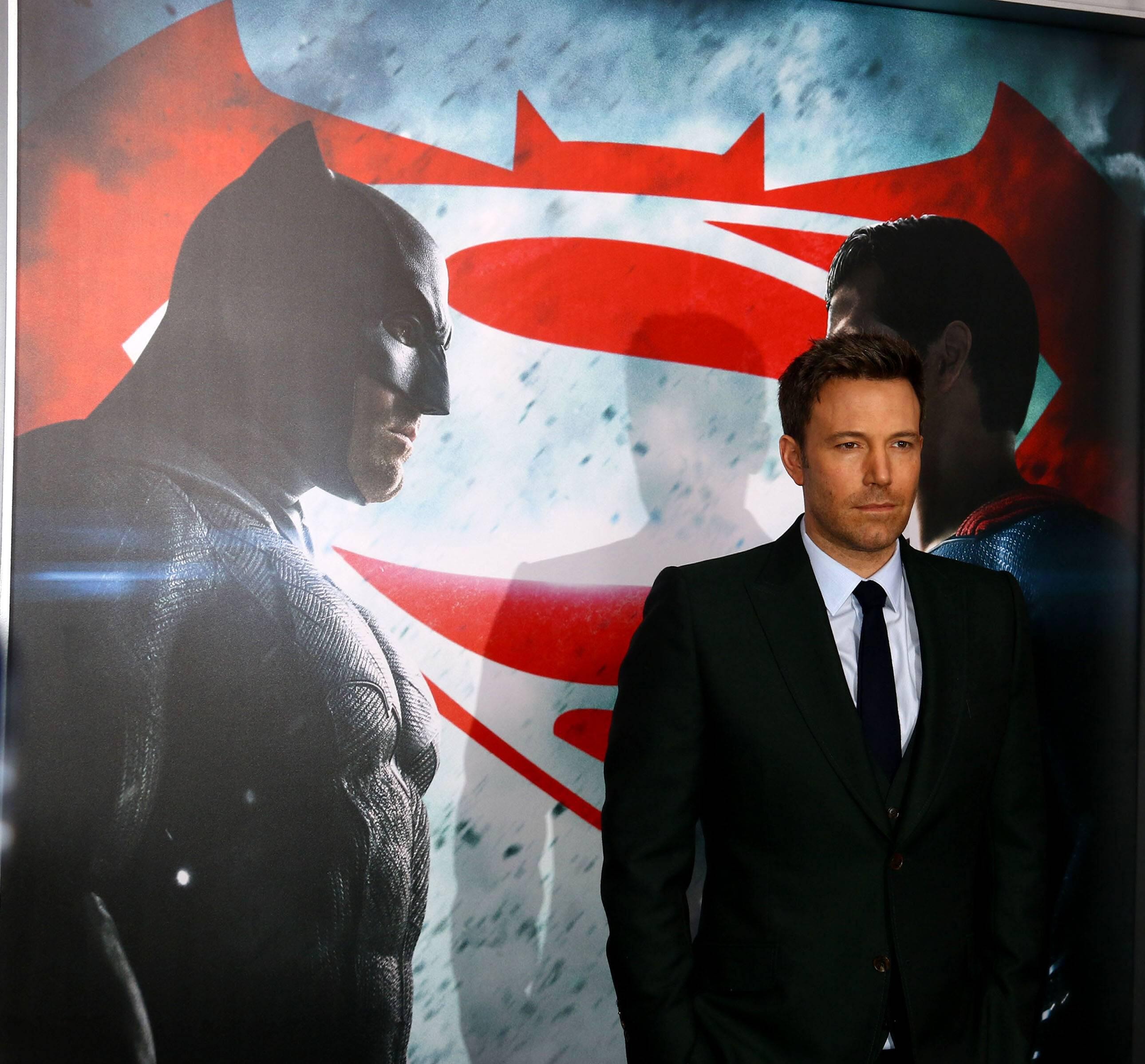 Bild zu Ben Affleck, Superman