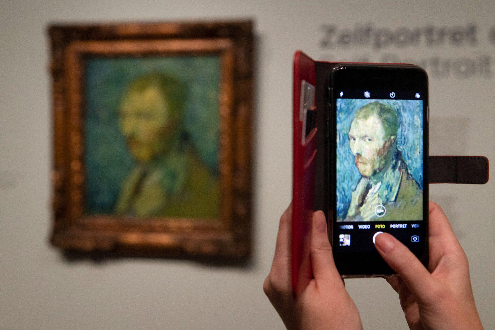 Bild zu Niederlande Van Gogh