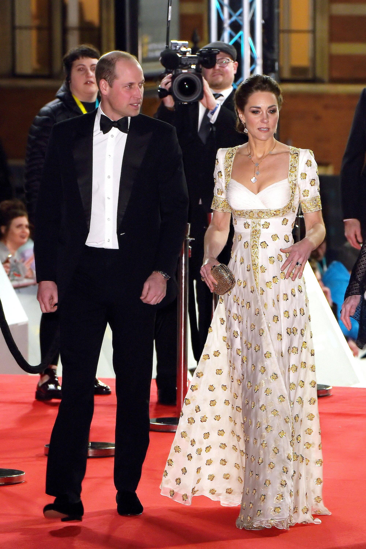 Bild zu Kate und William