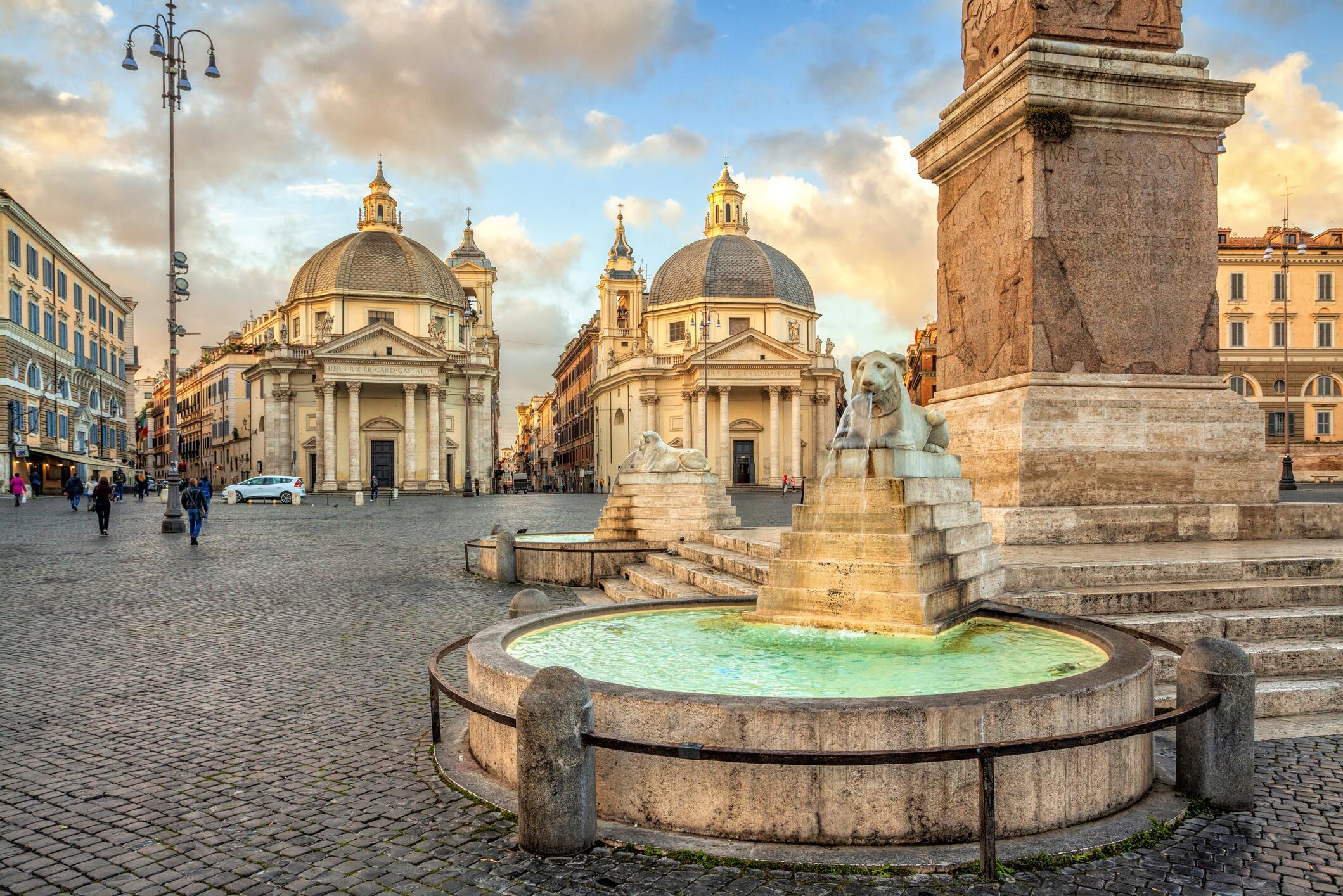 Bild zu Piazza del Popolo