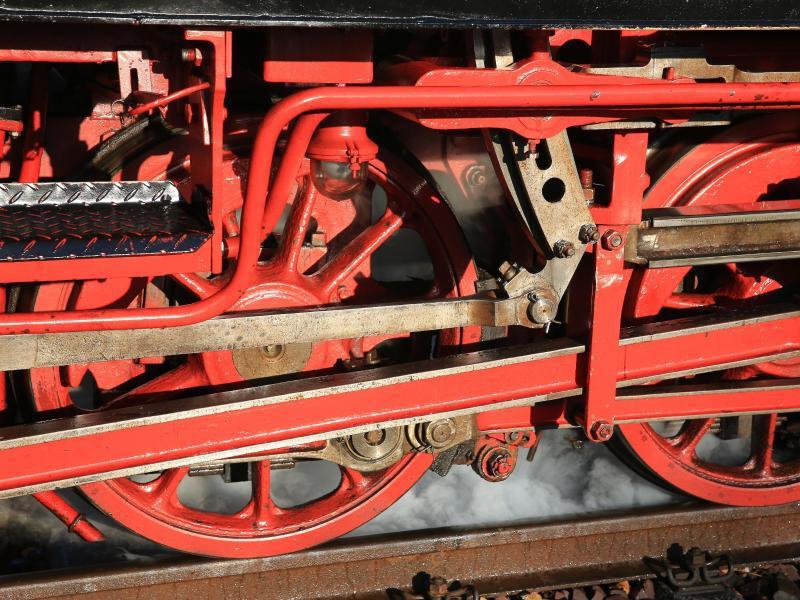 Bild zu Eisenbahn-Reise