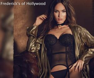 Megan Fox begeistert mit sexy Dessouswerbung