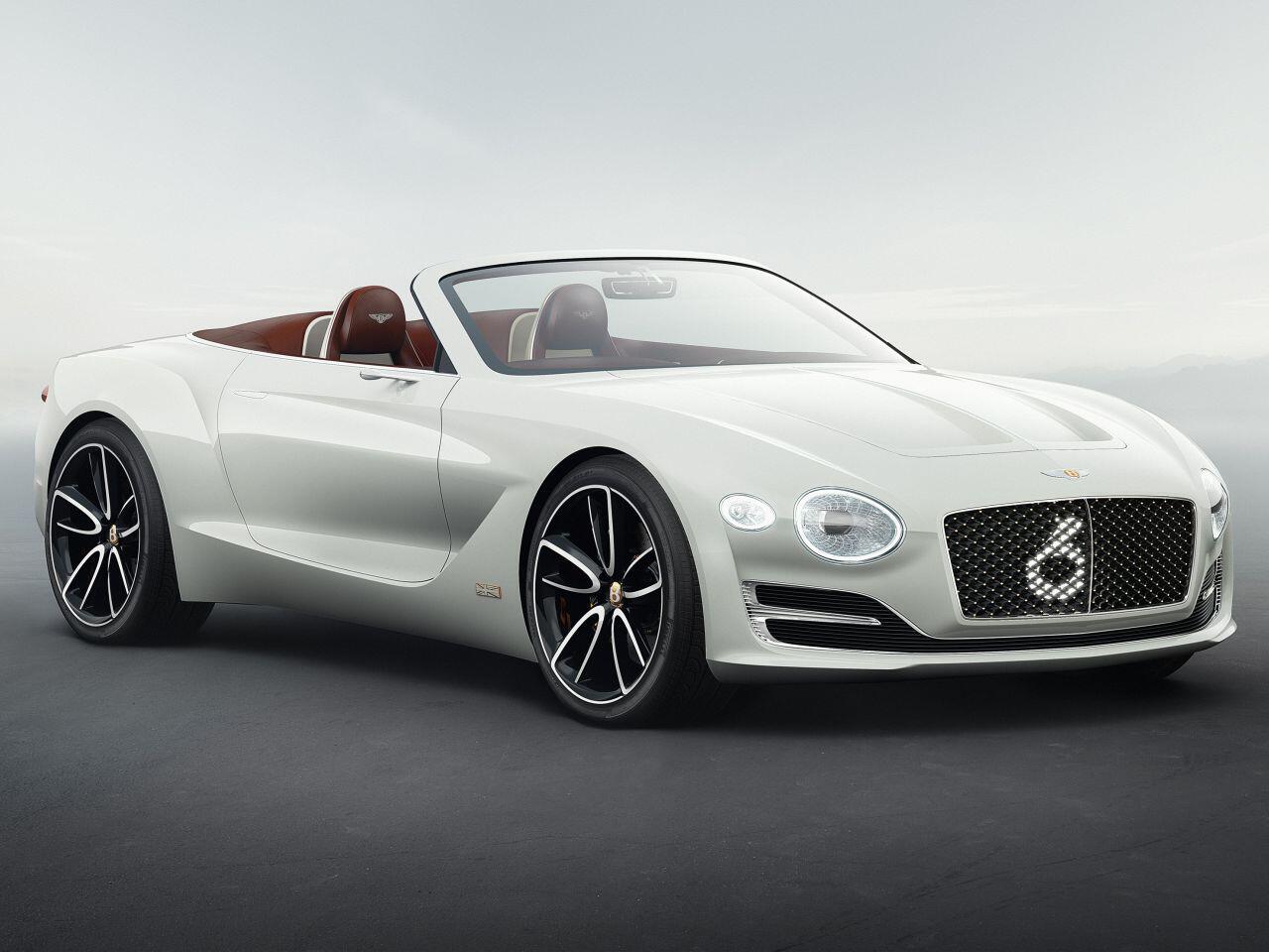 Bild zu Bentley EXP 12 Speed 6e