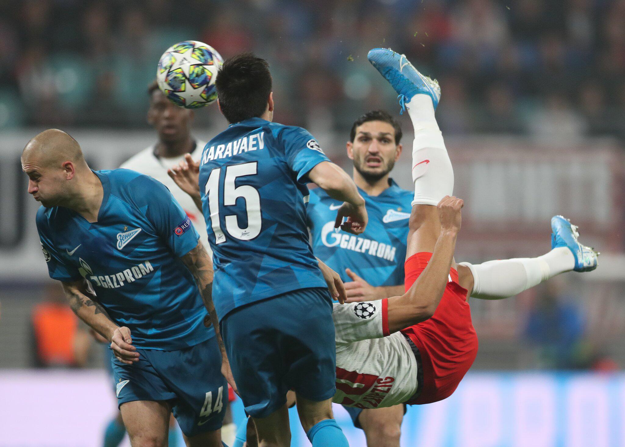 Bild zu RB Leipzig - St. Petersburg