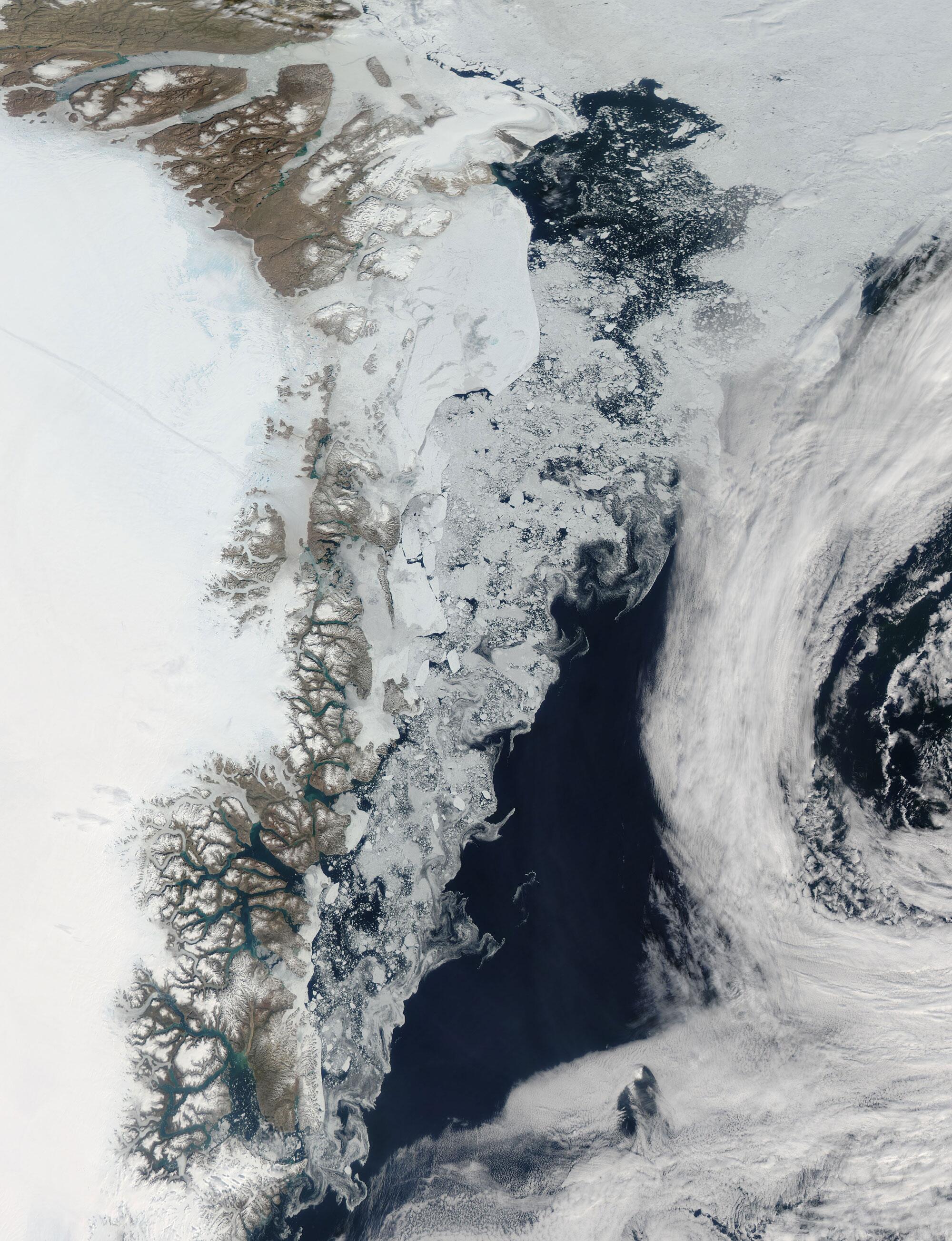 Bild zu Grönland