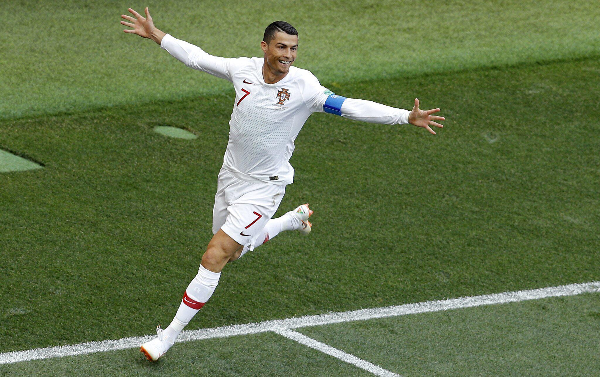 Bild zu Cristiano Ronaldo