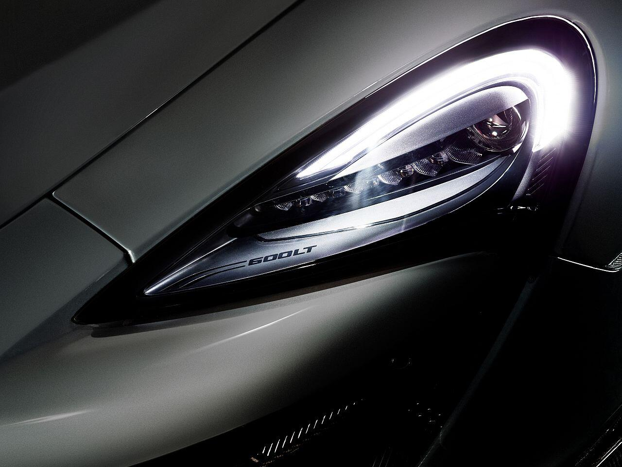 Bild zu Nur echt mit McLaren-Swoosh