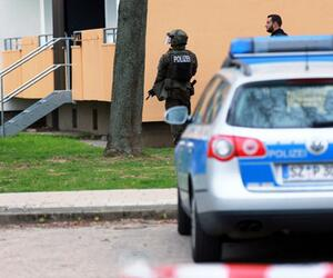 Police storm apartment in Salzgitter